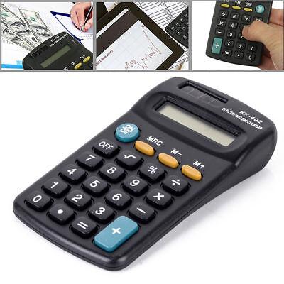 Pocket Mini 8 Digit Electronic Calculator Battery Powered School Office Company