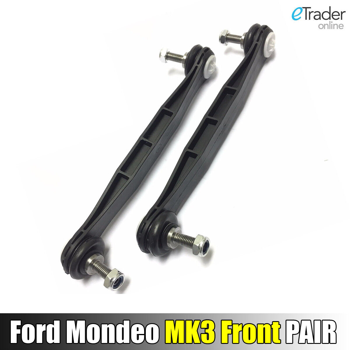 FITS FORD MONDEO MK3 2.2 ST TDCi 2000-2007 Front Outer Track Tie Rod Ends X2