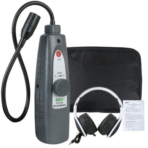 Ultrasonic Leak Detector Transmitter Gas Vacuum Leakage Car