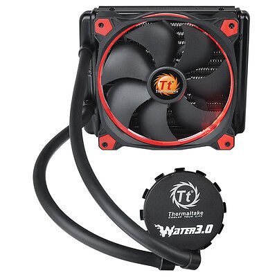 ThermalTake Pacific Water 3.0 Riing 140mm