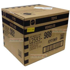 HOT-WHEELS-2014-Factory-Sealed-E-Case-L2593-987E-US-Basic-72-Cars