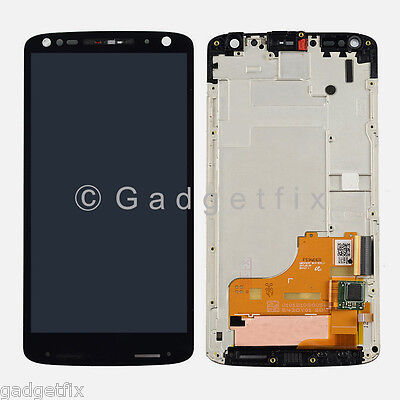 Motorola Droid Turbo 2 Xt1580 Xt1581 Lcd Display Touch Sc...