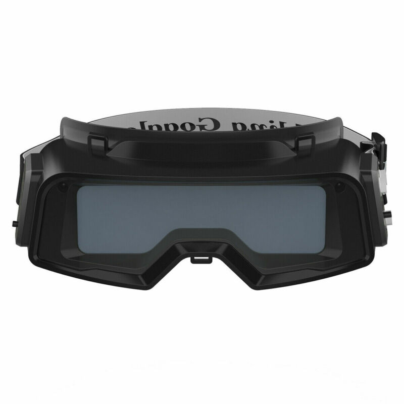 True Color Auto Darkening Welding Goggles 1/1/1/2  Welder Glasses Weld/Cut/Grind