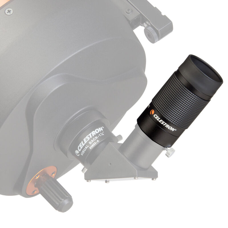 """1PCS 1.25"""" Fully Multi-Coated Celestron Wide Angle 8-24mm Zoom Eyepiece"""