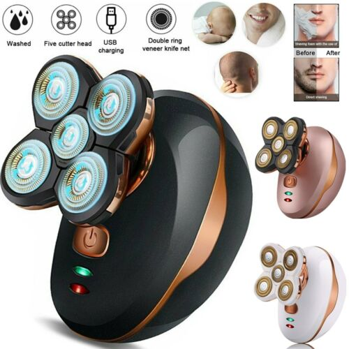 Bald Head Hair Remover Shavers Razor Smooth Skull Cord Cordless Wet Dry US Best Electric Shavers