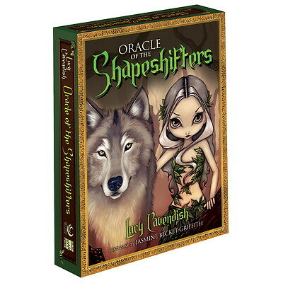NEW Oracle of the Shapeshifters Cards Lucy Cavendish Jasmine Becket-Griffith