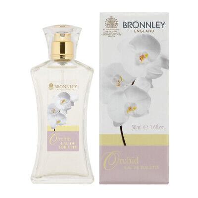 Bronnley England Orchid 50ml Eau De Toilette Fragrance