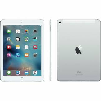 GOOD CONDITION - Apple iPad Air 2 64GB Silver WIFI + CELLULAR Haymarket Inner Sydney Preview