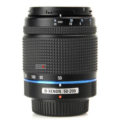 Durchmesser Objektiv (Samsung D_XENON 50-200 mm Objektiv 1,4-5,6 Durchmesser 52 cm)