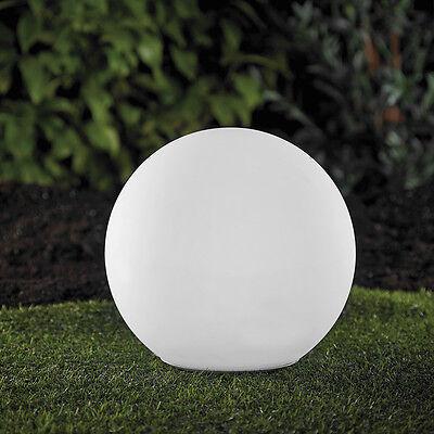 XL LED Solarkugel Gartenkugel 35cm Leuchte mit Farbwechsel RGB LK01-3 B-Ware