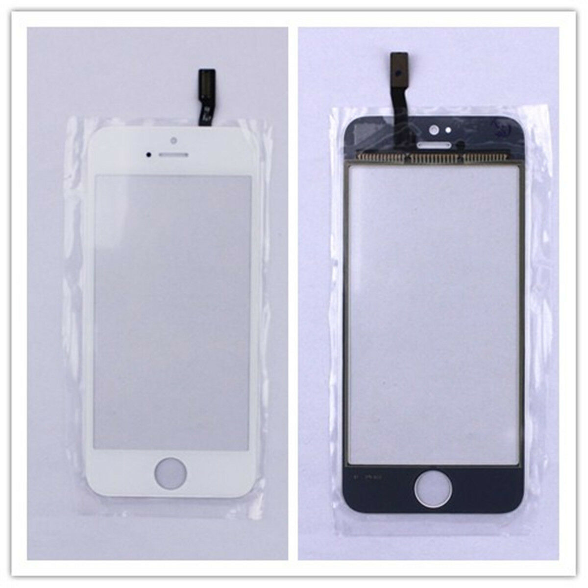iphone 5s glass replacement replacement part touch screen glass digitiazer tp for 14804