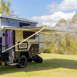 MDC XT12 Hybrid Offroad Caravan - From $148/week* Campbellfield Hume Area Preview