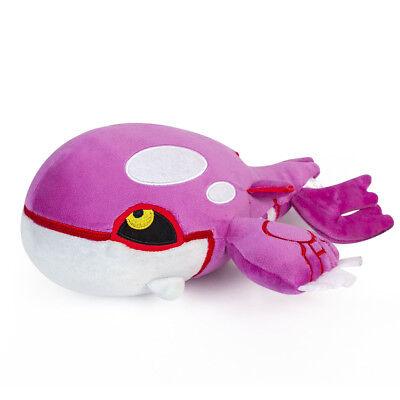 Pokemon Center Plushie Purple Kyogre Plush Doll Stuffed Animal Toy 11 inch - Animal Plushies