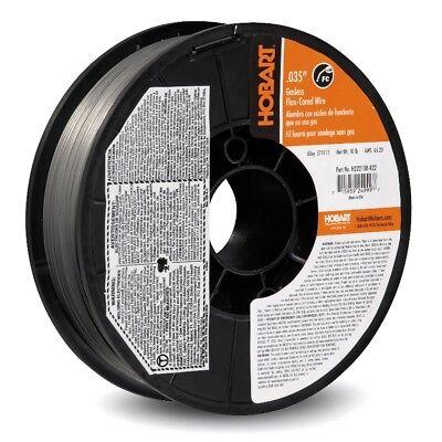 Hobart Fabshield 21b .035 X 10lb Flux Cored Wire E71gts035x10