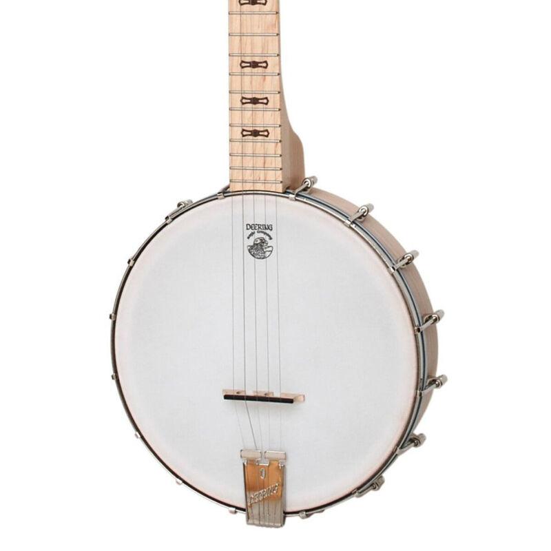 Deering Goodtime Open Back 5 String Banjo