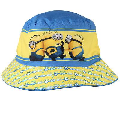 Minions Minion Despicable me Cap Hut Schirmmütze Kappe Mütze NEU TOP ()