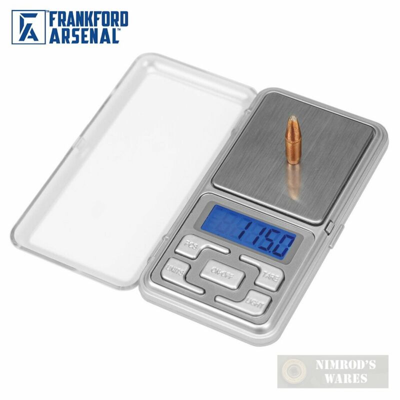 Frankford Arsenal DS-750 Digital RELOADING SCALE 0.1 Grain Accuracy 205205