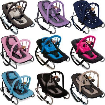 Babywippe Babytrage Schaukel (+Spielbogen) Babyschaukel Schaukelsitz Babysitz
