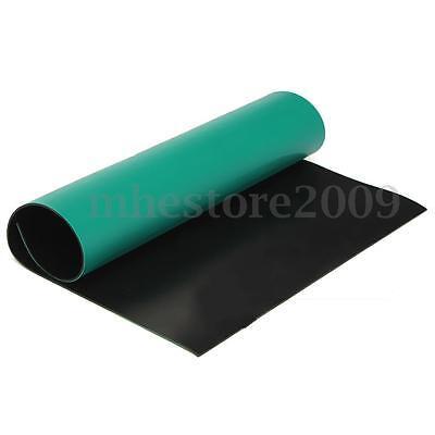 300x400mm Green Desktop Anti Static Esd Grounding Mat For Phone Pc Tablet Repair