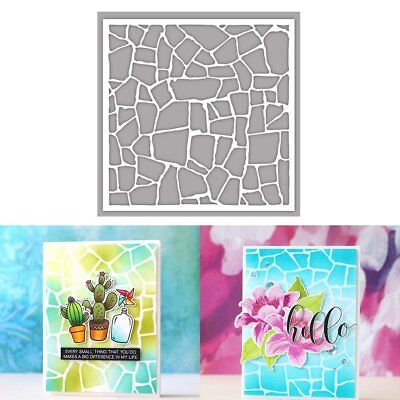 - Various Designs Plastic Embossing Folders Template DIY Scrapbooking Cards Craft