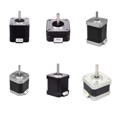 42 Stepper Motor Nema 17 Motor 23283440464860mm For Reprap 3d Printer Cnc