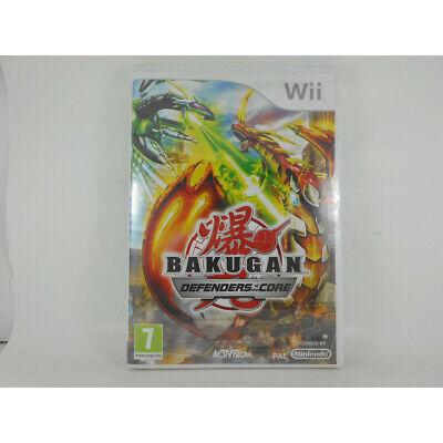 Bakugan: Defensores de la Tierra - Nintendo Wii - Nuevo a Estrenar...