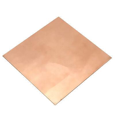 1pcs 0.5 X 50 X 50mm 99.9 Pure Copper Cu Metal Sheet Foil