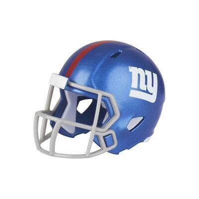 NFL Football Helm New York Giants NY Pocket Mini Speed Footballhelm Helmet