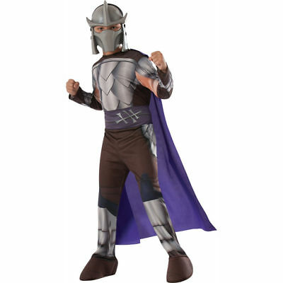 Teenage Mutant Ninja Turtles Shredder Boys Child Costume | Rubies 886759 (Teenage Mutant Ninja Turtles Shredder Kostüm)