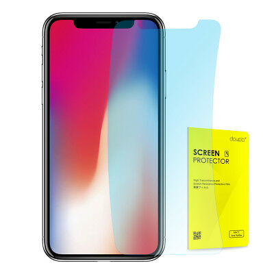 Matt Schutz Folie iPhone X / XS Anti Reflex Entspiegelt Display Screen Protector Iphone Screen Protector