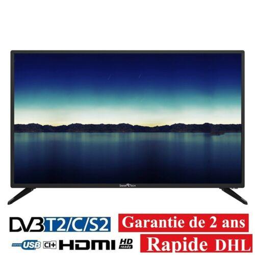 32 Zoll Fernseher Full HD Triple Tuner TV USB HDMI VGA PC-Verbindung DE-schnell