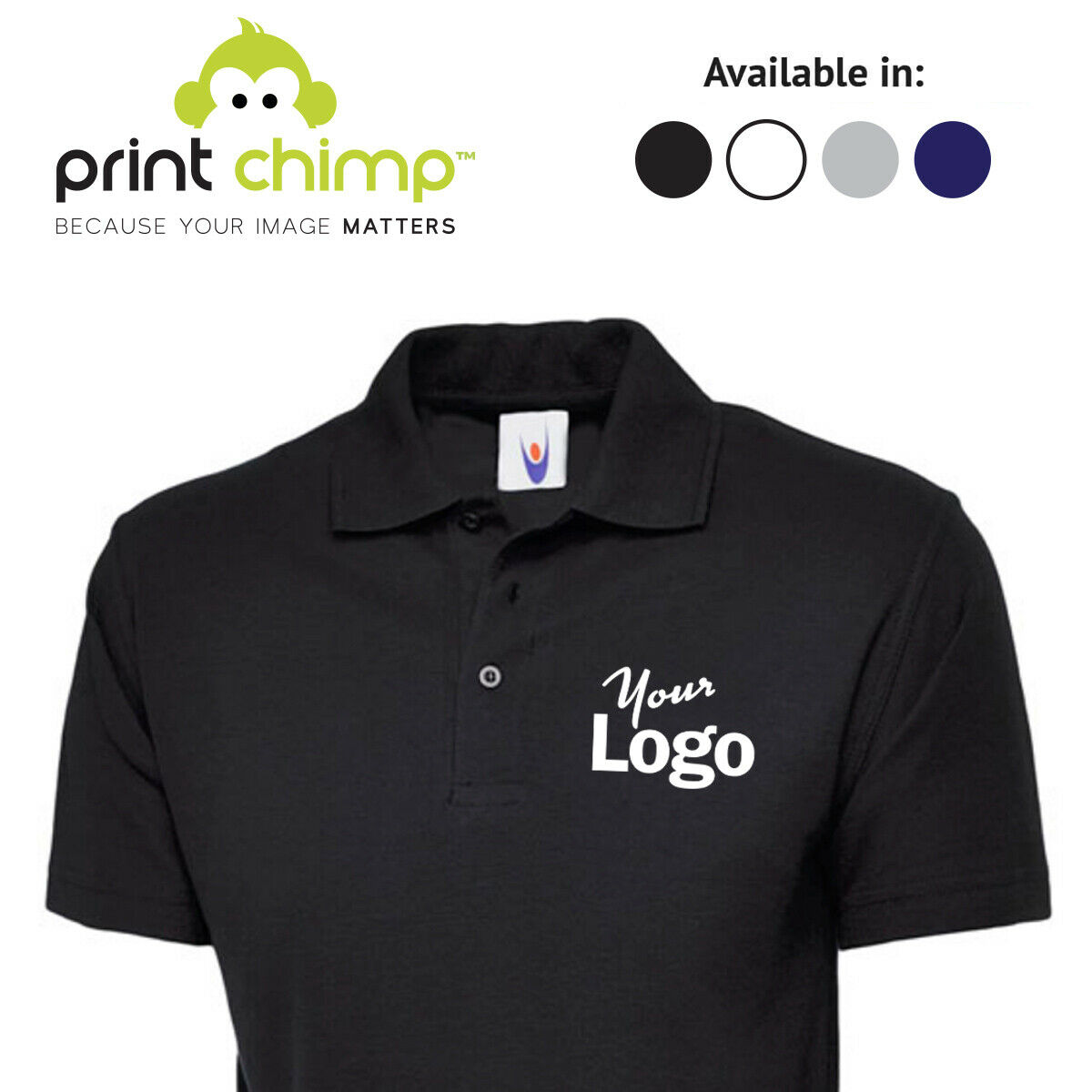 printed work shirts custom embroidered work shirts