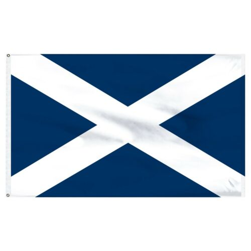 3x5 ft SCOTLAND St Andrews Cross Country Flag Lightweight Print Polyester