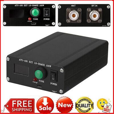 ATU-100 EXT Open Source Shortwave Automatic Antenna Tuner 100W 1.8-55MHz Q0H6