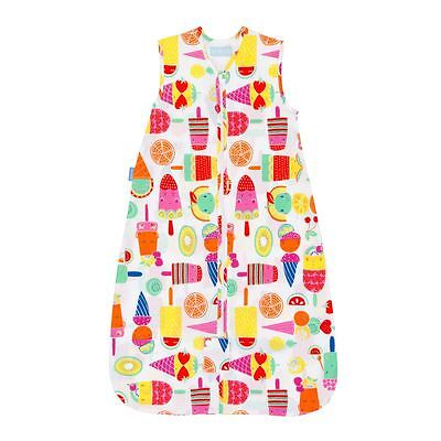 Fruit Cocktail Travel Grobag by Gro Company Baby Sleeping Bag Sack 0.5 Tog 6-18m