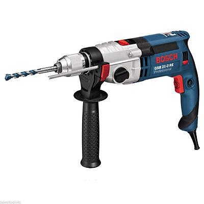 Bosch GSB21-2RE 1100W Impact Drill 240V 060119C570 GSB 21-2 RE