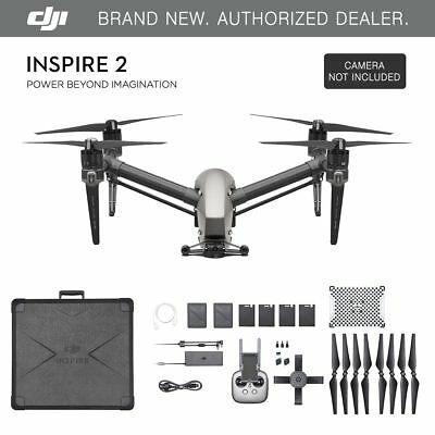 DJI Inspire 2 Drone - Goes up to 58mph! -...