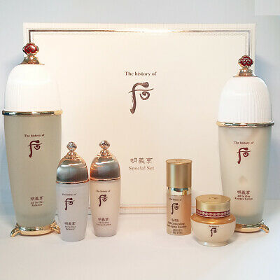 The History of Whoo Myunguihyang All In One Lotion Balancer Wrinkle K-Beauty
