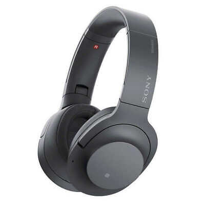 New 2019 Sony h.ear on 2 Bluetooth NC Noise Canceling Headset WH-H900N Black