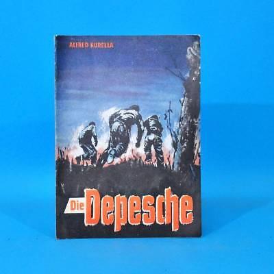 Erzählerreihe 16   Die Depesche   Alfred Kurella DDR 1958