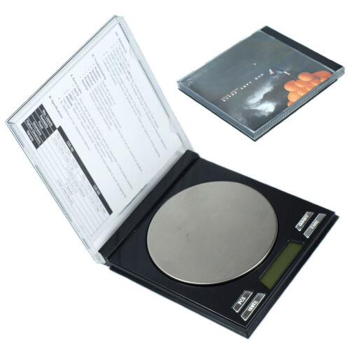 Horizon CDS-100 100g x 0.01g Digital Pocket Scale CD Case Style Jewelry Scale