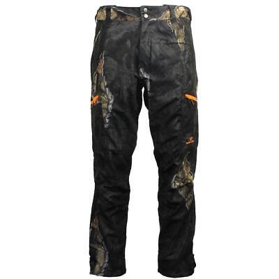 Boys Mossy Oak Eclipse Camouflage Waterproof Trouser - Hunting Fishing Outdoor