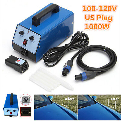Car Paintless Dent Removing Repair Tool PDR Induction Heater 110V 1000W Hot Box