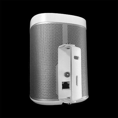original SiS Wandhalter Wandhalterung Halter für Sonos Play 1 one -  weiss