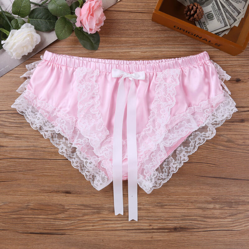 Frilly Panties Store Transvestite Pictures