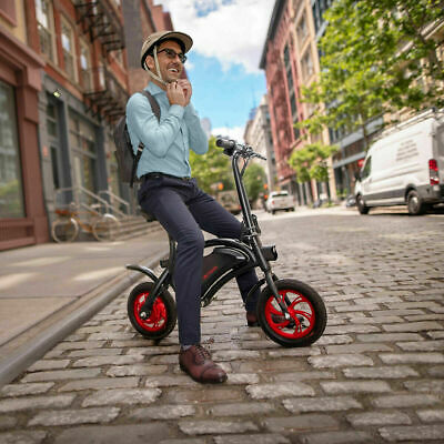 Jetson Bolt Folding Electric Scooter, Concealed Rechargeable