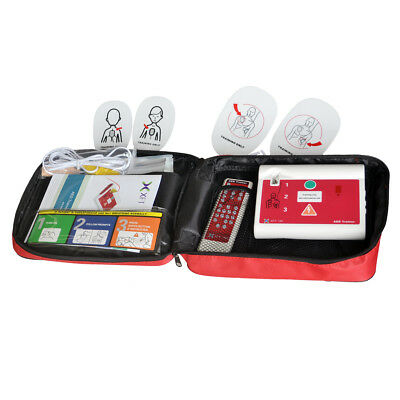 Automatic External Aed Simulator Aed Trainer Cpr First Aid Training Rescue