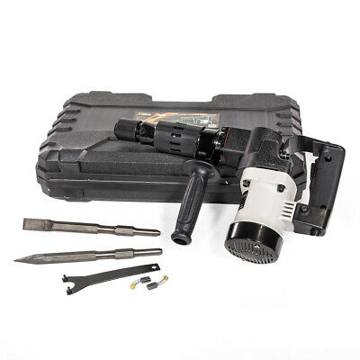 1000w Demolition Hammer Jack Hammer Concrete Breaker Handle With Carrying Case