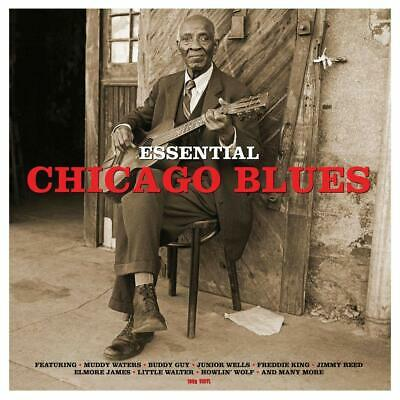 Essential Chicago Blues VARIOUS ARTISTS 180g BEST OF Music NEW SEALED VINYL