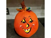 Lucy Boo Tinker Lil Boo Pumpkin Fall Halloween Cat leaves Pattern Paper Patten